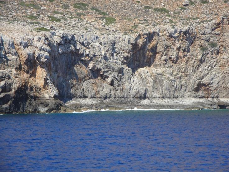Cruise to Gramvousa