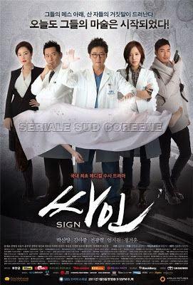 Seriale Sud Coreene : SIGN