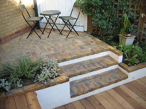 Small Garden Design and Urban Garden Ideas