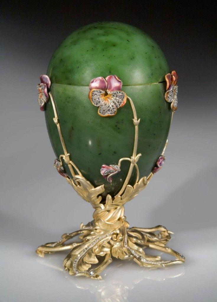 Die schönsten Faberge Eier