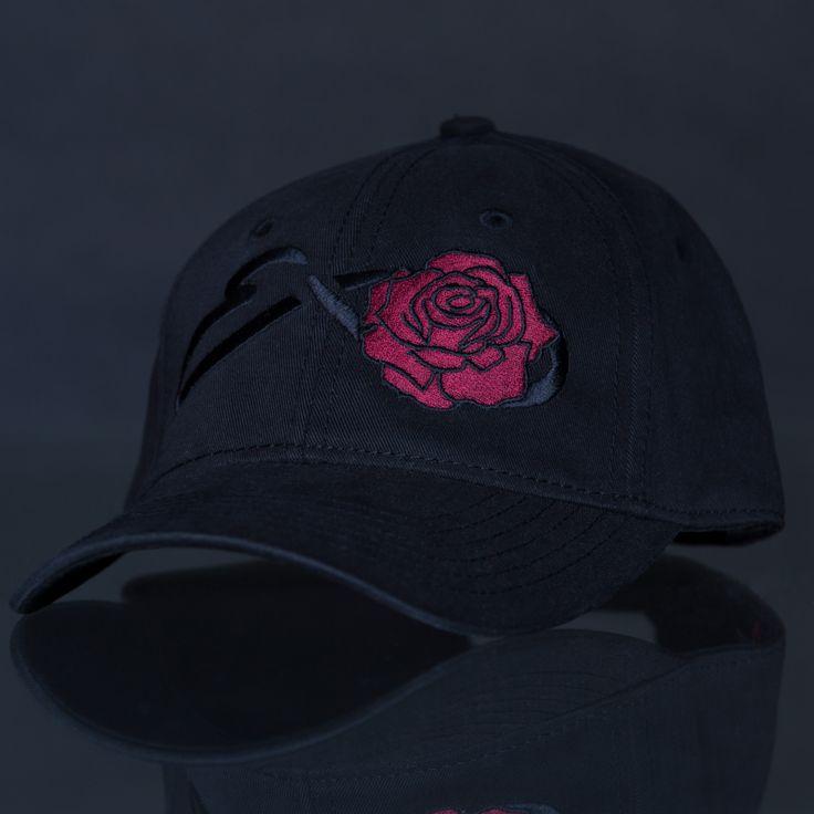 Eons Rose (Crimson) Black Adjustable Cap