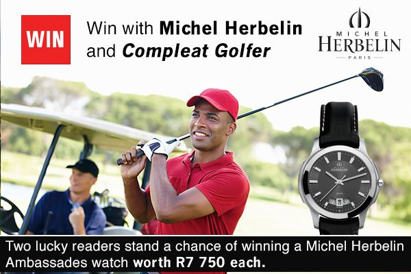 Win 1 of 2 Michel Herbelin Ambassades watches worth R7750 each   Ends 31 August 2015