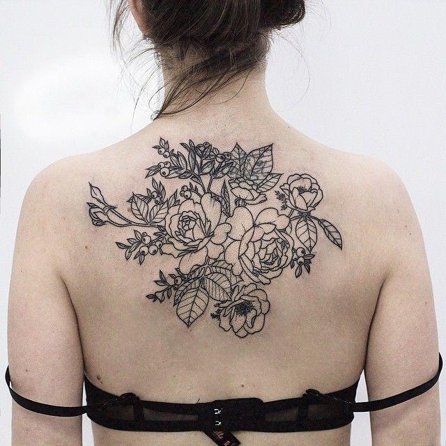 Tattoo ☠ Olga Nekrasova