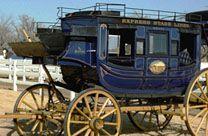 Stagecoaches & Mudwagons | Hansen Wheel and Wagon Shop