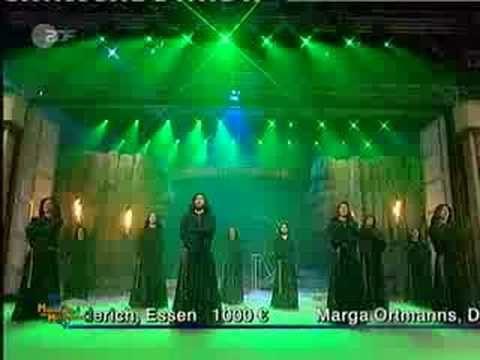 Gregorian - Bridge over Troubled Water (Live in TV)