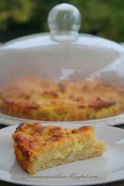 In cucina mi rilasso: La mia torta di mele preferita