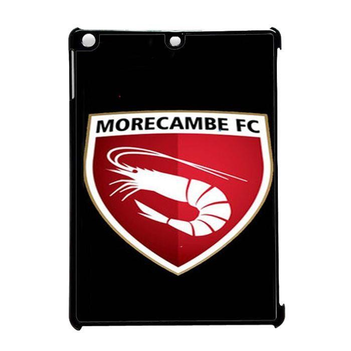 Morecambe Fc Logo Black iPad Pro 9.7 Case Dewantary