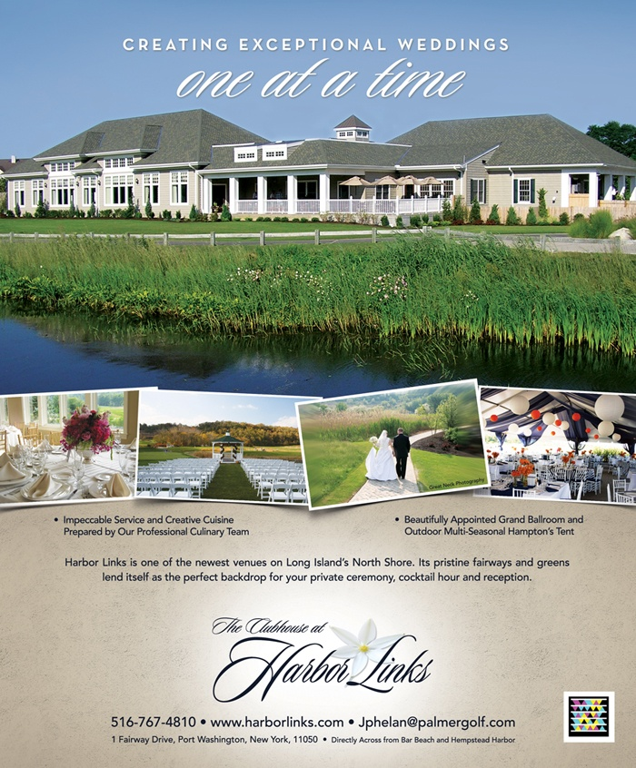 Harbor Links, Creating Exceptional Weddings One At A Time