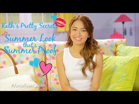 Kathryn Bernardo's Simply Pretty Summer Look that's Summer Proof - http://47beauty.com/kathryn-bernardos-simply-pretty-summer-look-thats-summer-proof/  				  Video Rating:  / 5[/random]
