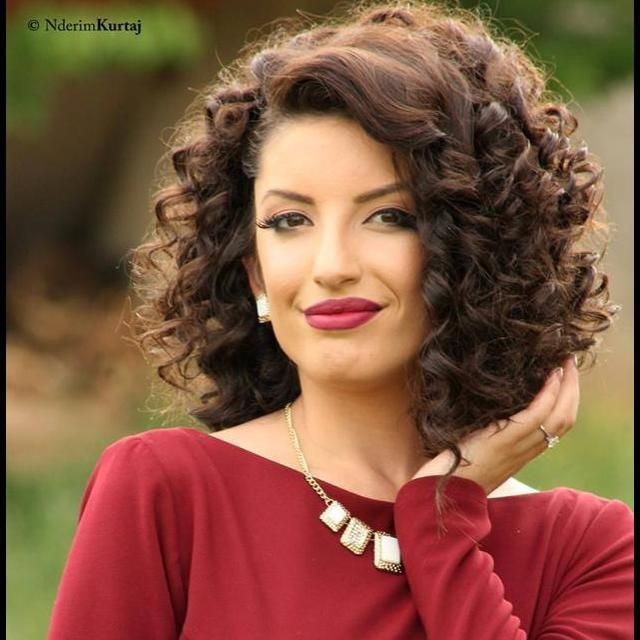 how to make ringlets curls with wavy hair