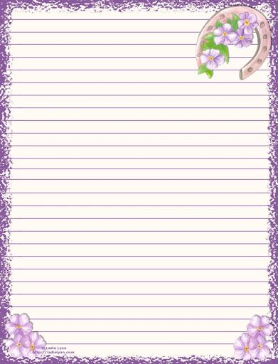 299 best Stationary images on Pinterest Writing papers, Article - lined letter writing paper