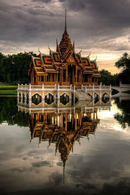 Get the chance to visit Ayuthaya, Thailand with this PalmPons Snippet from our friends at H2T3 Tours