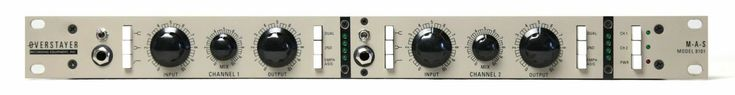 M-A-S — OVERSTAYER Recording Equipment, Inc.