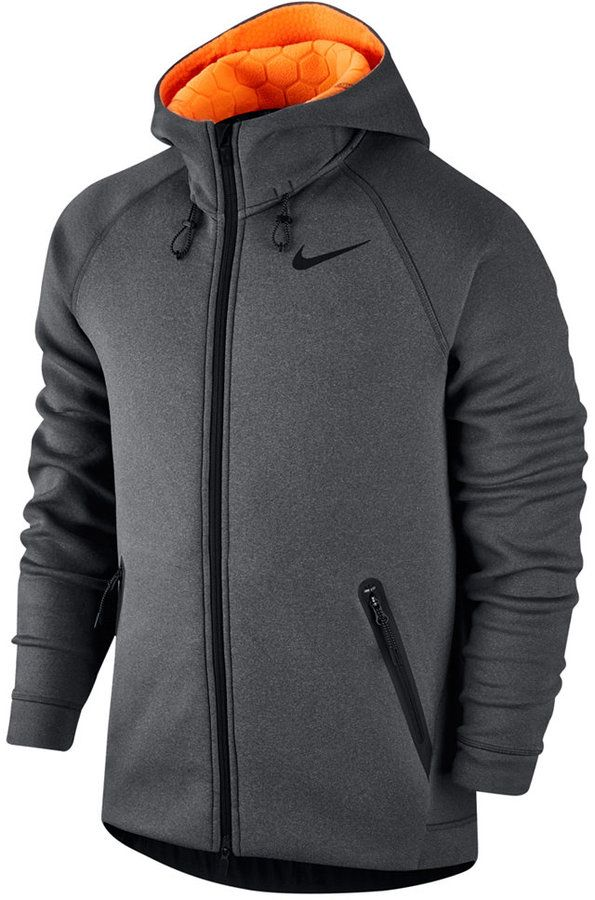 Nike Men's Therma-Sphere Max Water-Resistant Training Hoodie
