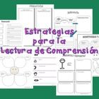 http://www.teacherspayteachers.com/Product/Estrategias-de-Lectura-de-Comprension-Reading-Comprehension-Strategies-916210  The student will learn and practice seven different reading comprehension strategies.   The bundle includes printables that you can use for differe...