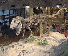 Museum of Ancient Life at Thanksgiving Point, Utah; the Taj Mahal of dinosaur museums.