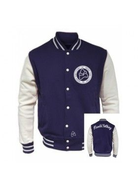 Kandi Clothing Varsity Jacket. Buy @ http://thehubmarketplace.com/VARSITY-JACKET-%20BADGE