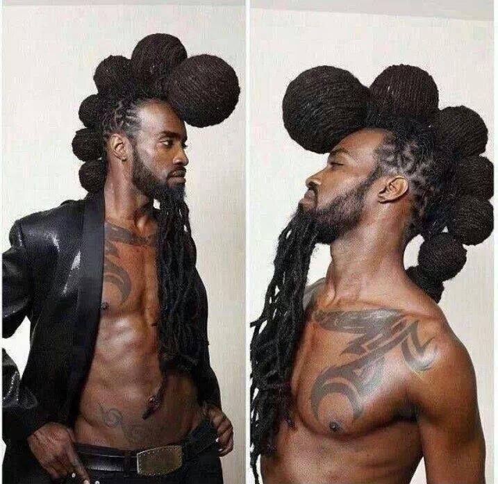 Dreadlocks Hairstyles african dreadlocks hairstyles for short medium long black hair 2016 Awesome Dreadlock Hairstyle