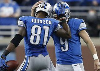 Calvin Johnson and Matthew Stanford