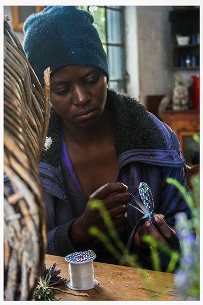 THE LIFE OF DE FAYEBOSCH LAVENDER: PHOTO SERIES - ANNIEMARIE HENSON