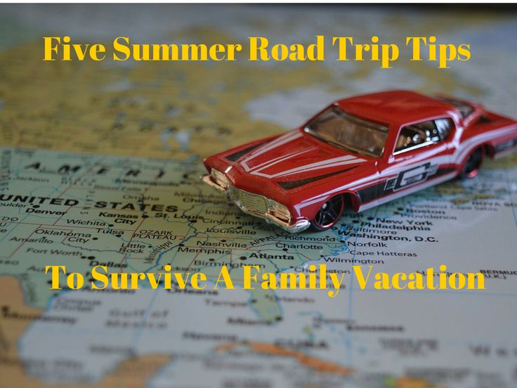 Five Summer Road Trip Tips To Survive A Summer Family Vacation  . Find This  Pin And More On Rooftop Carriers  Rent ...
