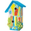 Zweifamilienhaus - Doppelstock-Nistplatz für zwei Vogelfamilien