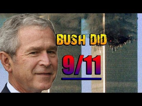 Bush DID 9/11: George Bush's Role in 9/11 EXPOSED (Documentary)   D.I.P.