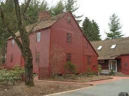 Noah Webster House  West Hartford, Connecticut