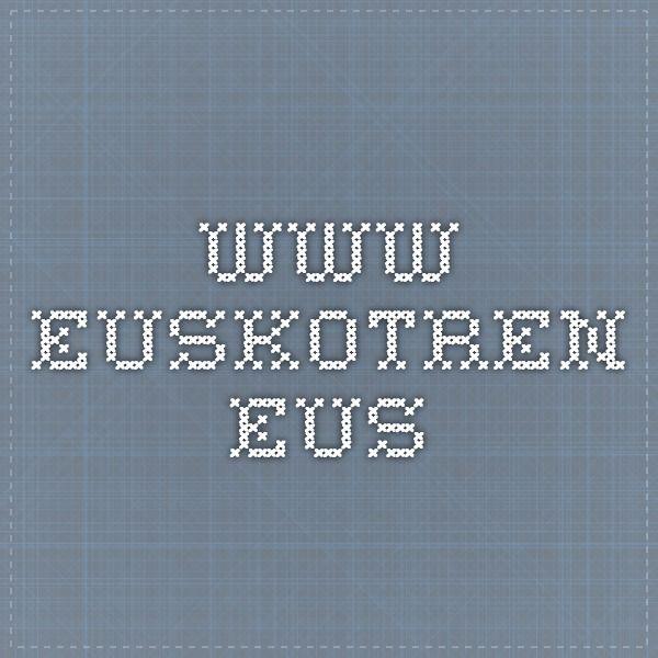 www.euskotren.eus