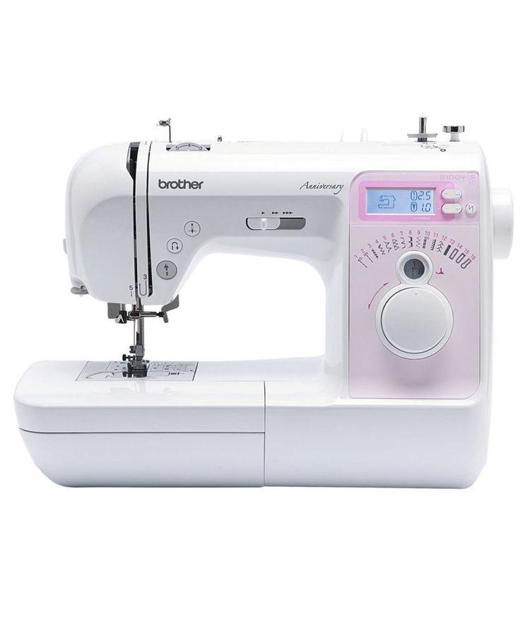 Una scelta perfetta se siete principianti del cucito, o se siete alla ricerca di una macchina per cucire particolarmente semplice da usare. Dal patchwork al quilting al cucito sartoriale questa è una macchina straordinariamente robusta e indicata per tutte le appassionate di cucito a qualsiasi livello di pratica.