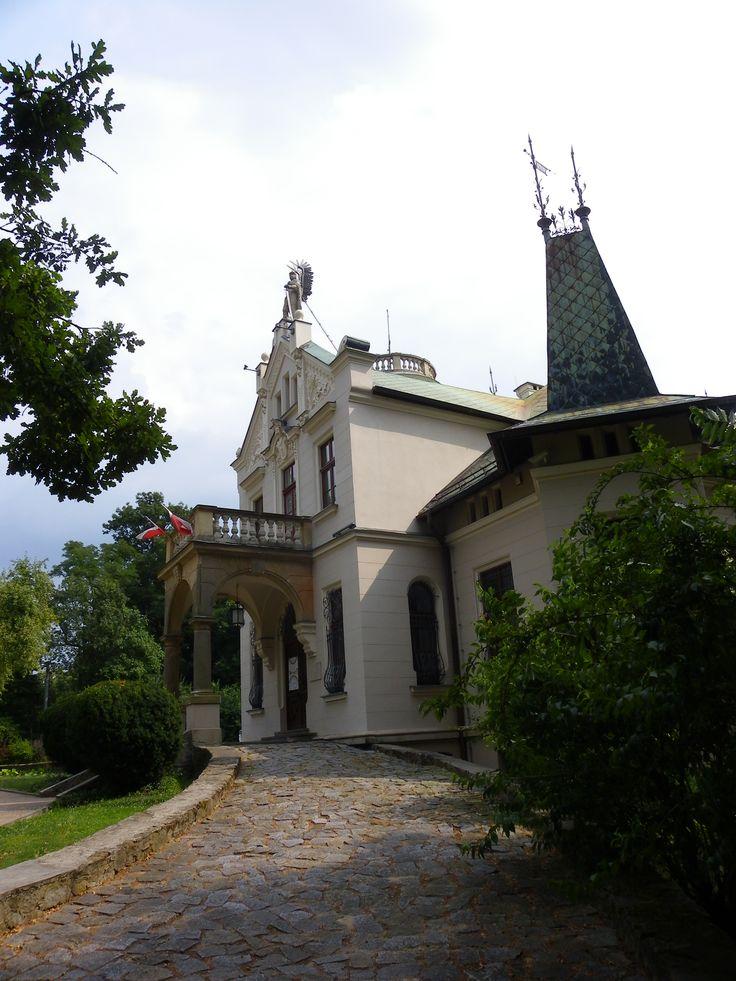 Oblęgorek - Dworek Henryka Sienkiewicza