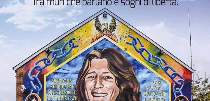 """""""Strade di Belfast. Tra muri che parlano e sogni di libertà"""". Il nuovo libro di Fabio Polese"""
