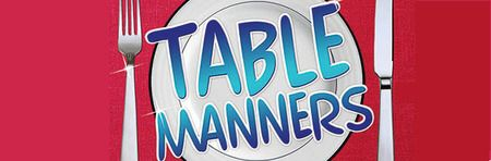 """Table Manners"" on 9th Feb, 2015 at 8pm-2:30pm. An all-star cast including Anna Brecon (Emmerdale), Marcus Hutton (Brookside) and David Callister (The Bill). Category: Arts 