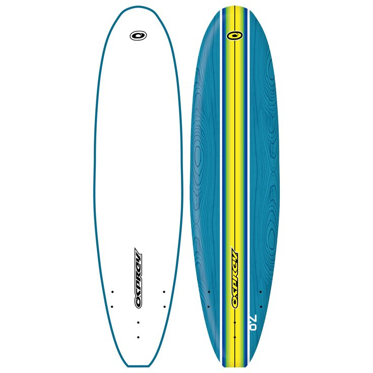 Osprey-Beginner-Foam-Surfboard-Kids-amp-Adults-Soft-Top-5ft-8in-6ft-7ft-8ft
