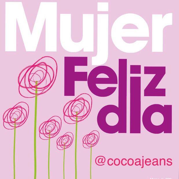 #felizdiamujer