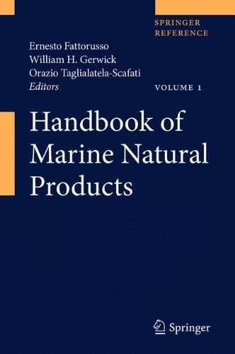 I'm selling cheap ebook -- Handbook of Marine Natural Products -- $215
