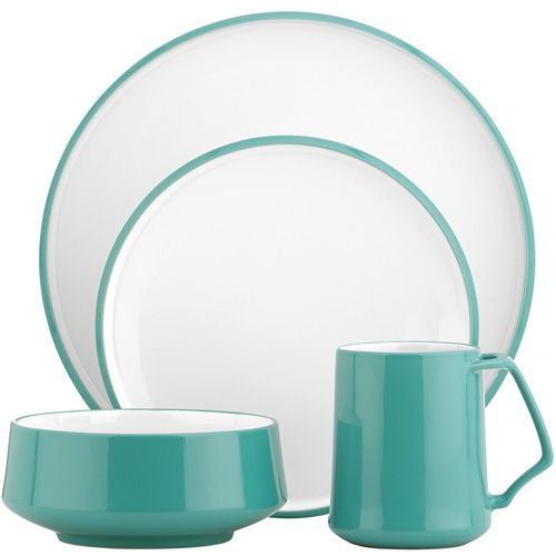 Dansk Serveware Kobenstyle 4 Piece Set Teal $58.00. gorgeous!  sc 1 st  Pinterest & 7 best DANSK Dinnerware images on Pinterest | Dinnerware Cutlery ...