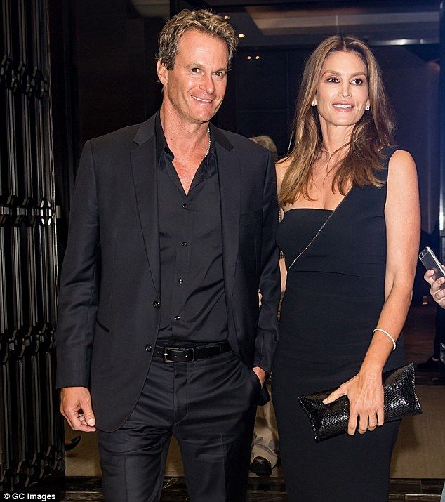 For sale: Rande Gerber and Cindy Crawford, shown in September in New York City, have put their beachside home in Malibu, California for sale for $60 million