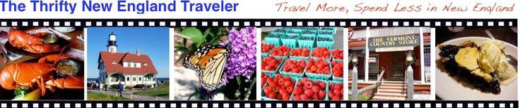 New England, Boston Cheap Travel – Budget Travel – Thrifty New England Traveler