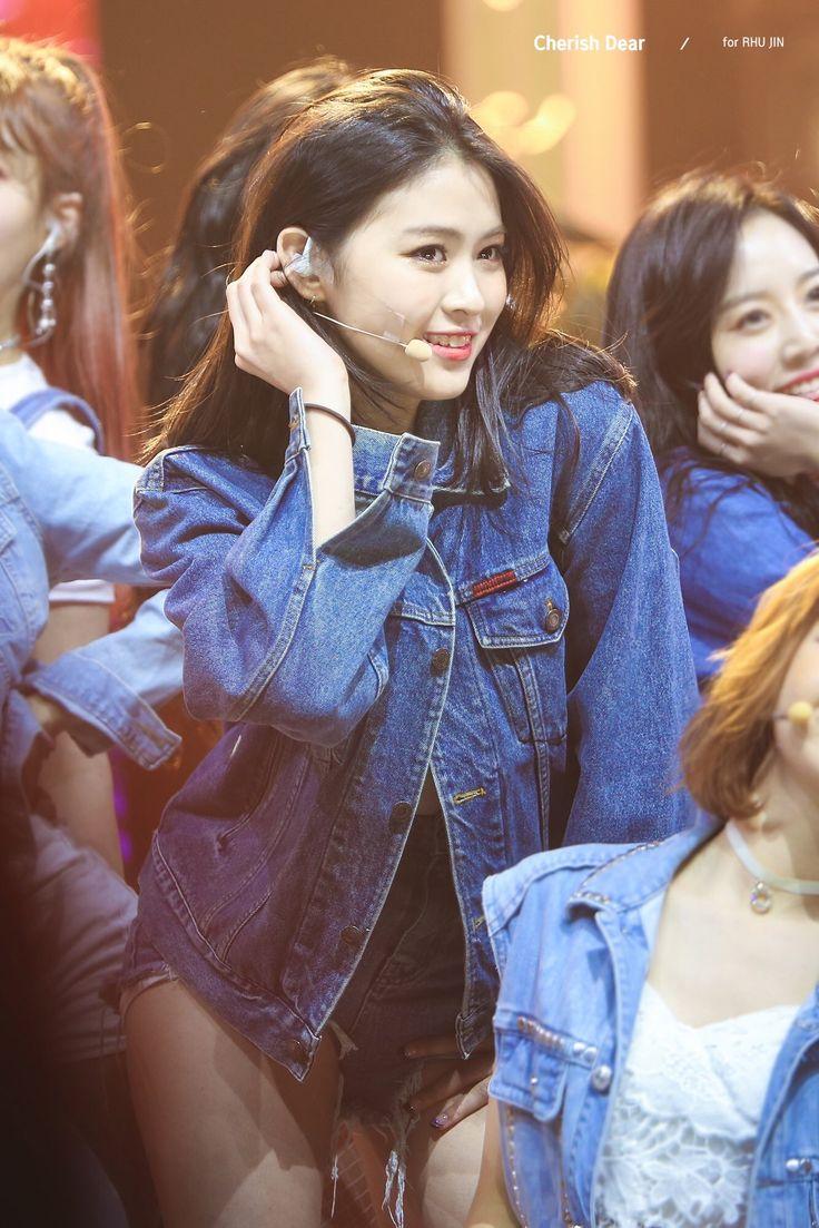 Shin Ryujin @ Mix Nine 2nd Mission 'Really Really' #신류진 #믹스나인