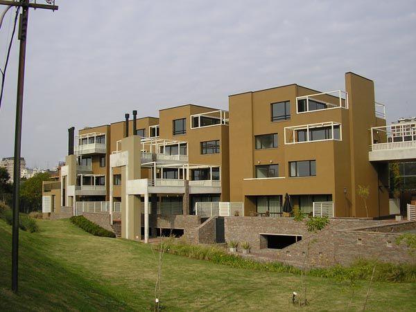 conjunto de viviendas san martín de tours en ARQA