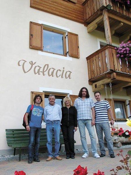 Un vis împlinit Vlahii din Alpi