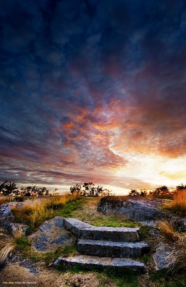 Landscape Photography by Robin de Blanche