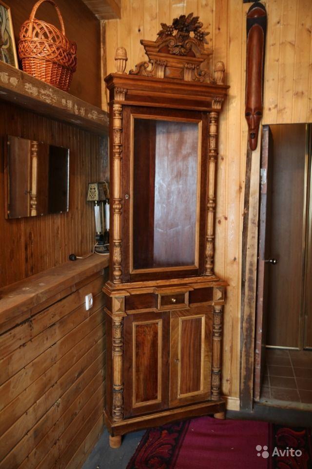 Уникальный киотный шкаф середины XIX века. Его особенность в большой высоте 2.40…