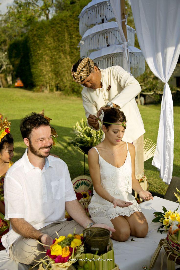 Rafael & Ana Wedding in Alila Ubud, Bali | Photo by Mata Photography Bali
