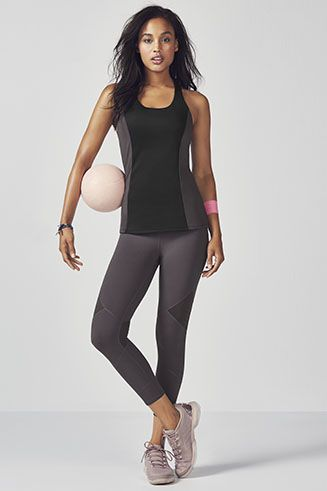 Try Fabletics TODAY!  Kate Hudson's brand-new line of activewear. Each style fits flawlessly and is designed with the most high-performing, quality materials. As a VIP member, you'll get instant access to discounted prices and new personalized outfits every month. Plus, it's free to join! #fitnessfashion #athleisure