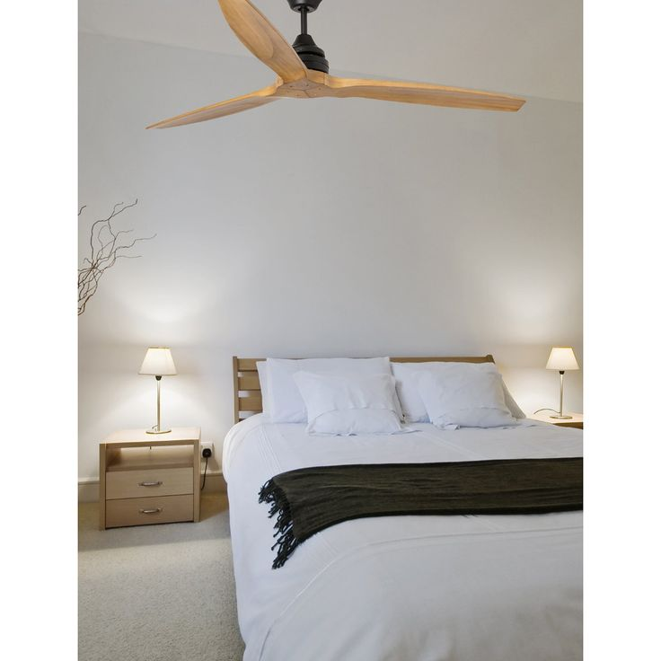 Faro Barcelona 33718 Ventilateur Avec Pales En Bois Sans Lumiere Teck Amazon Fr Bricolage En 2020 Decoration Maison Ventilateur Plafond Plafond