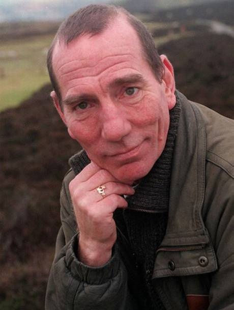 Pete Postlethwaite 1946-2011. Died from pancreatic cancer at the age of 64.