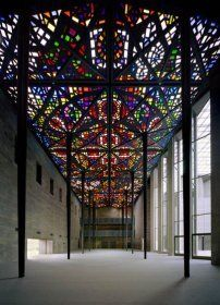 Melbourne National Gallery Great Hall - magnificent!