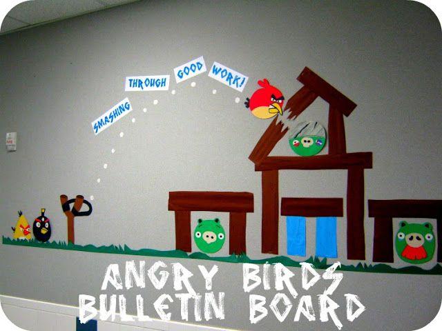 Angry Birds? Smashing through good work